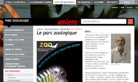 site officiel zoo amiens